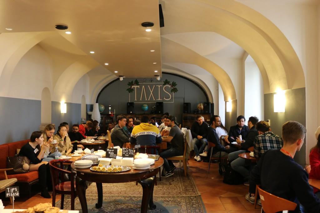 AAU's canteen